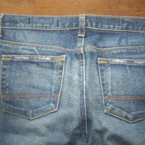 Ralph Lauren Polo Destructed Jeans Whitney Fit